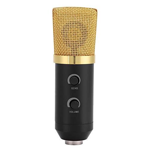 34 Sensor de gradiente de presión Micrófono de grabación de amplio rango dinámico Micrófono portátil para el hogar para el estudio