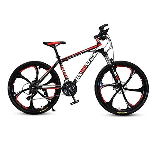 QJ La Absorción De Choque De Montaña Bicicletas Bicicletas Shimano Freno De...