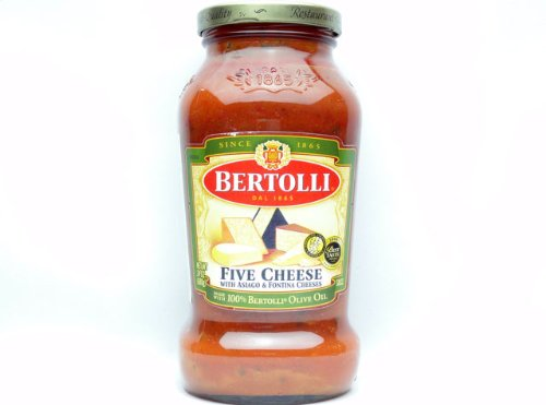 ベルトリー パスタソース ファイブチーズ