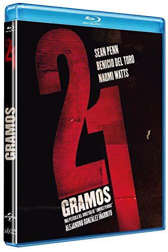 21 gramos [Blu-ray]