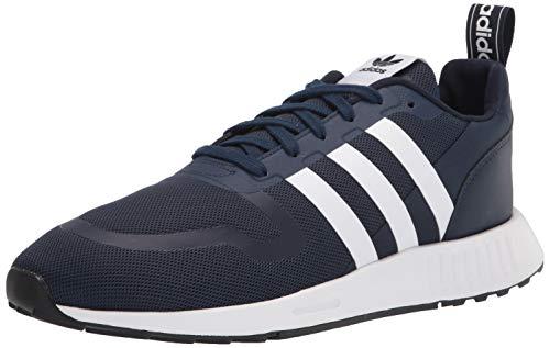 adidas Originals Zapatillas para hombre Smooth Runner, azul (Azul marino/Blanco/Gris), 48 EU