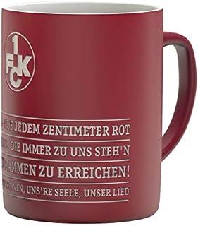 3246 FC Kaiserslautern Tasse Frozen Logo 1