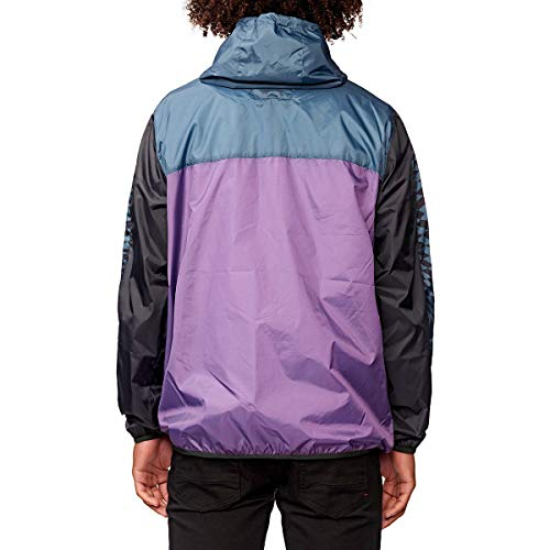 Globe COF Packable Jacket Veste Homme, Violet (Dusty Grape), XL