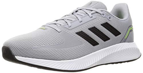 adidas RUNFALCON 2.0, Zapatillas de Running Hombre, PLAHAL/NEGBÁS/FTWBLA, 42 2/3 EU