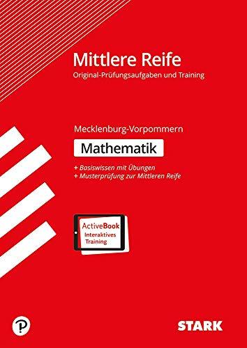 STARK Training Abschlussprüfung Mittlere Reife - Mathematik - Mecklenburg-Vorpommern: Ausgabe mit ActiveBook