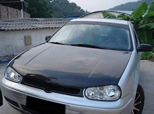 Carbon Motorhaube passend für Golf IV 4 GTI R GTD TDI Jubi 25 Jahre Hood Bonnet OHNE Lufteinlässe NEU