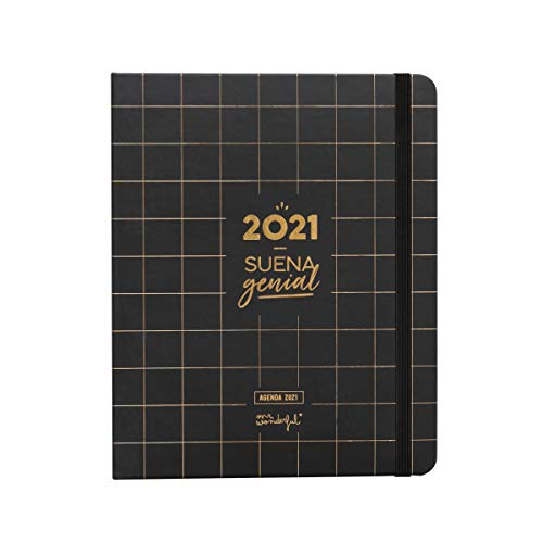 Mr. Wonderful Agenda 2021 Semana vista - 2021, suena genial