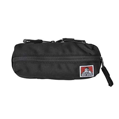 [ベンディビス] BEN DAVIS ペンポーチ ペンケース おしゃれ かっこいい ブランド ケース スマイリングゴリラ ゴリラ ロゴ 黒 ブラック 筆記用具 筆箱