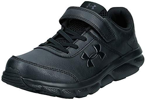 Under Armour Pre School Assert 8 Ufm Syn Ac Zapatillas de Running Unisex Niños, Negro (Black/Black/Black (001) 001), 28 EU (10.5 UK)