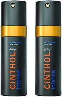 Cinthol Intense Deo Spray, 300ml (Pack of 2)