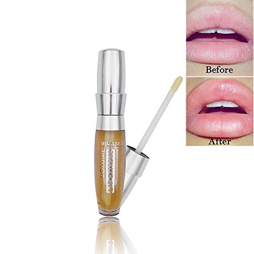 Leistungsstarke 1PC Volumizierend Lip Plumper Lippenstift All Natural Lip Serum langlebiges...