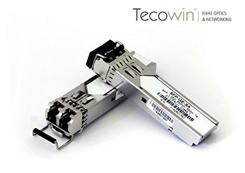 Tecowin TL-SM311LM-C 1000Base-SX, SFP, 550m, 100prozent TP-LINK kompatibel aus Deutschland