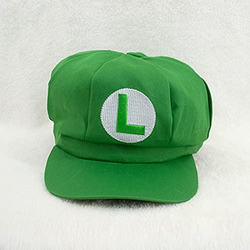 Hat Venta al por mayor Mario cosido bordado gorra de...