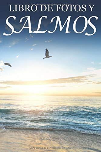 Libro De Fotos Y Salmos: Ayuda para Personas Mayores con Demencia o Alzheimer (Libros que Facilitan la Lectura a Personas con Demencia)