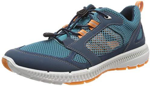 ECCO Damen Terracruise II Sneaker, Blau (Dark Petrol/Pagoda Blue 51352), 38 EU