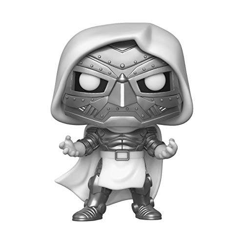 Figura POP Marvel Los 4 Fantasticos Doctor Doom Exclusive