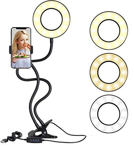 aro luz led celular fabricante Salandens