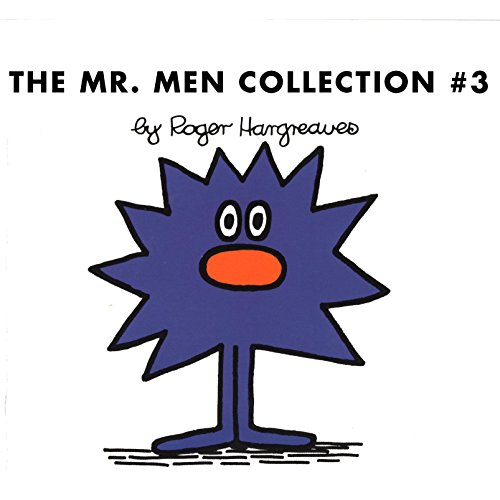 The Mr. Men Collection 3 audiobook cover art