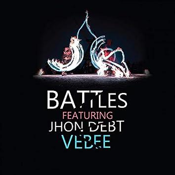 Battles (feat. John Debt & Vebee)