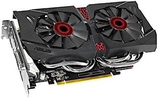 ASUS STRIX-GTX960-DC2OC-2GD5 GeForce GTX 960 2 GB GDDR5 - Tarjeta gráfica (GeForce GTX 960, 2 GB, GDDR5, 128 bit, 7200 MHz, PCI Express 3.0)