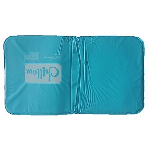 Surobayuusaku Comfortable Summer Cool Therapy Help Sleeping Aid Pad Mat Muscle Relief Cooling Gel Pillow Ice Pad Massager Water Pillows