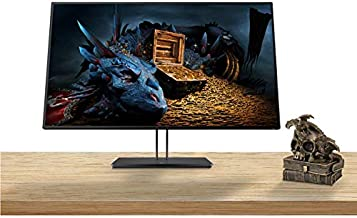 HP Z32 31.5 Inch 4K UHD 3840 x 2160 LED Backlit Gaming Monitor with IPS, Tilt and Swivel, Vesa Compatible, Black Pearl (HDMI, USB-C and DisplayPort)