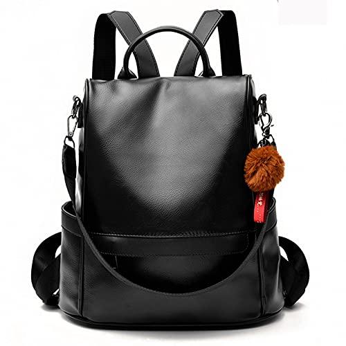KMMDDE Bolso de mujer de moda, bolso de viaje, bolso de excursión, mochila de gran capacidad, bolso de estudiante