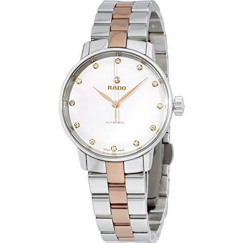 Rado Coupole Classic Damen-Armbanduhr Diamant Schweizer Automatik R22862742