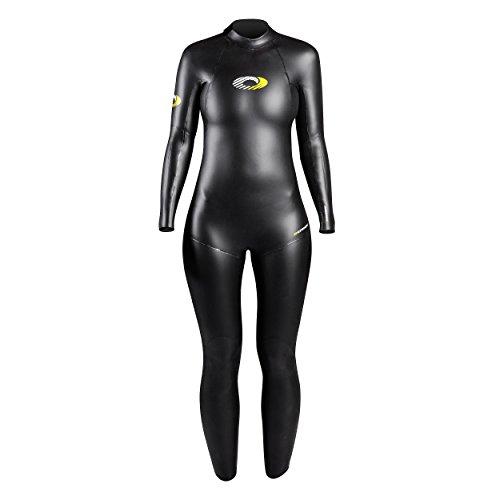 Osprey Dames nylon volledige lengte triathlon wetsuit