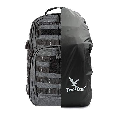 5.11, TacFirst Komplettpaket aus Rush 12 Rucksack und Schutzhülle (Double TAP (026))