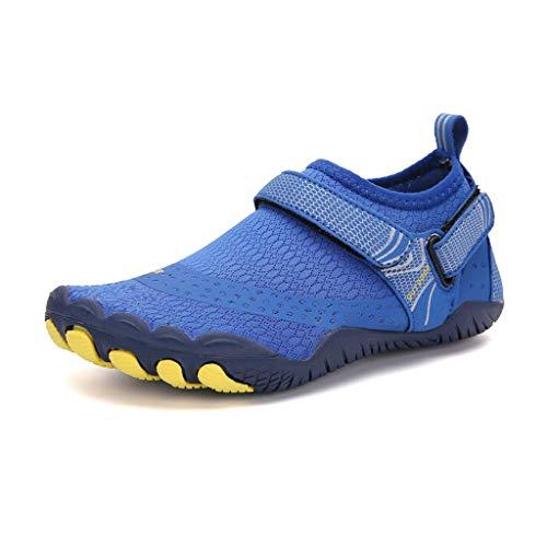 XZJJZ Niños Zapatos de Agua de Secado rápido Zapatos de vadeo Transpirable Arriba Arriba Arriba Abajo Abajo DESPUÉS DE Zapatillas de Playa (Size : 30)