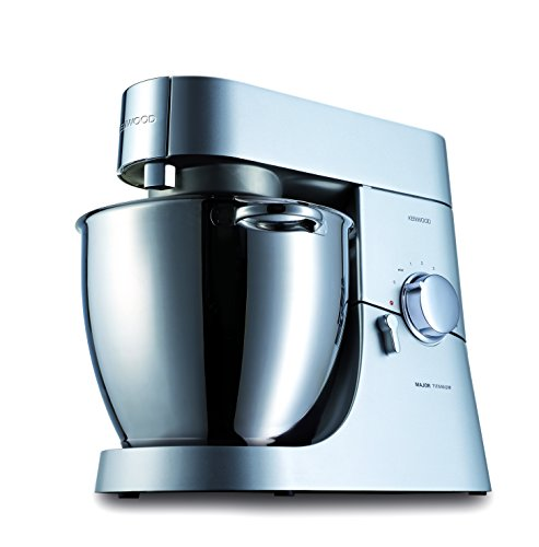 Kenwood Major Titanium KMM060 Küchenmaschine (1,500 W, 6,7 l)