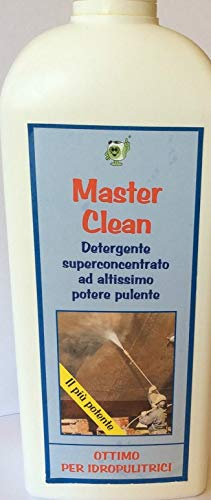 chemical roadmaster Master Clean detergente ad Altissimo Potere pulente 1 LT