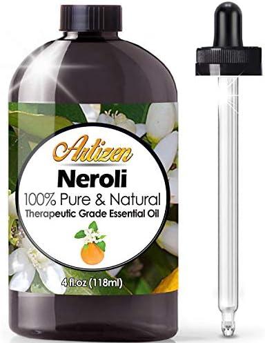 Top 10 Best neroli essential oil 100% pure Reviews