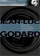 Essentials Directors Series - Jean-Luc Godard: (Breathless / Le Petit Soldat / Les Carabinieres / Notre Musique)