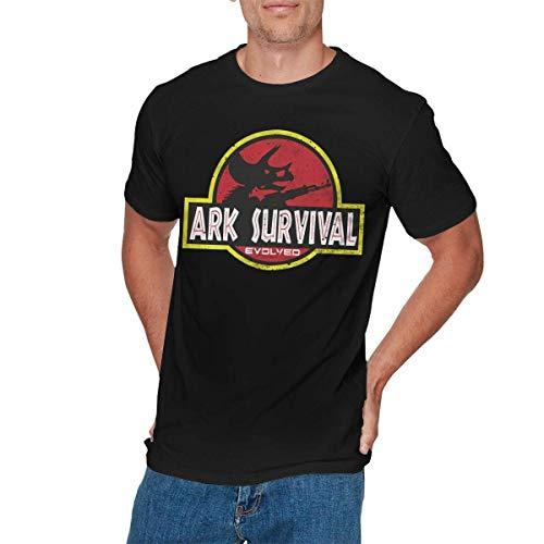 Herren Classic Ark Survival Evolved T-Shirt, Schwarz Gr. 58, Schwarz