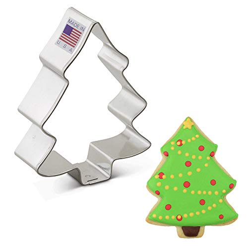 """Tree Cookie Cutter, 3.5"""""""