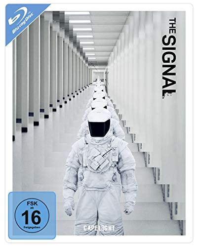 The Signal (SteelBook) [Blu-ray] [Alemania]