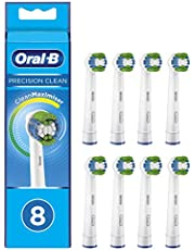 Oral-B Precision Clean opzetborstels met CleanMaximiser-borstelharen voor een optimale reiniging
