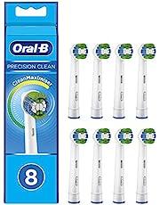 Oral-B Precision Clean opzetborstels met CleanMaximiser-borstelharen voor een optimale reiniging