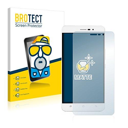 BROTECT 2X Entspiegelungs-Schutzfolie kompatibel mit Medion Life S5504 Bildschirmschutz-Folie Matt, Anti-Reflex, Anti-Fingerprint