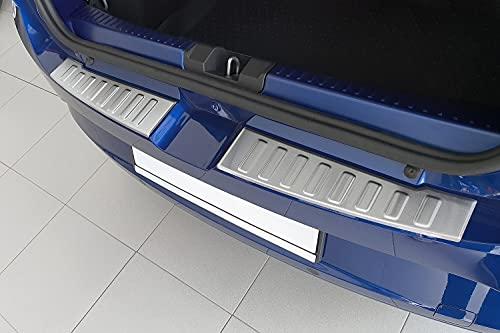 tuning-art BL1016 Protection de seuil de Chargement pour Dacia Sandero 3 / Stepway 3, Couleur:Argent