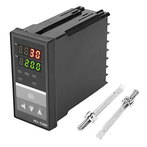 Boaby Furnace Machinery REX-C400 Termostato regulador de Control de Temperatura Inteligente para maquinaria de Horno