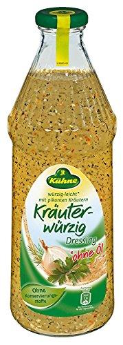 Kühne Dressing 1000Ml Kraeut.Wuerz.O.Oel , 1 l