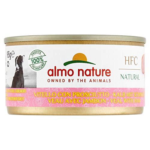 almo nature Veau avec Jambon