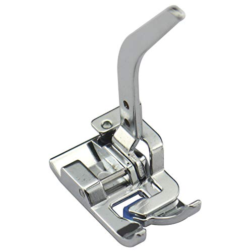 DREAMSTITCH 5011-23, 5613Low Shank Snap on Tricot Foot Knit Presser Foot for Singer Brother Kenmore Elna Pfaff Viking Sewing Machine 5011-23, 5613