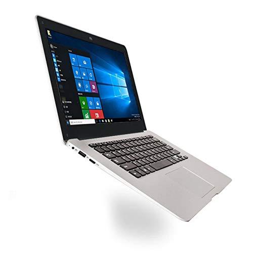 Ba30DEllylelly PC portátil Ultrafino Netbook de 14,1 Pulgadas 1366 * 768P Display Pixel 2GB + 32GB para Windows10