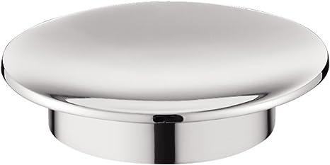 Amazon Com Qinisi Bathroom Freestanding Soap Dish Holder Solid Brass Chrome Euro Style Home Kitchen