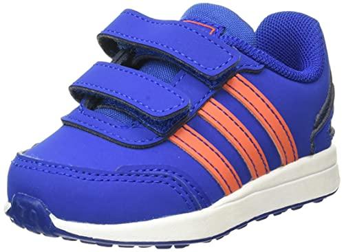 adidas Boy's Unisex Kids Vs Switch 3 I Gymnastics Shoe, Team Royal Blue True Orange Crew Navy, 3 UK Child