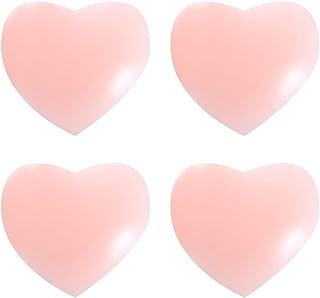 20pcs Star Satin Adhesive Breast Petal Nipple Cover Sticker Bra Pads Nude